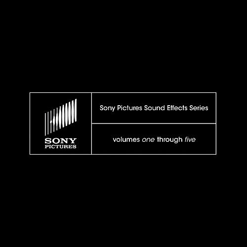 Magix Sony Pictures Sound Effects Series 1-5-thumbnail