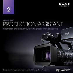 Sony Vegas Pro Production Assistant 2 (1118-12)