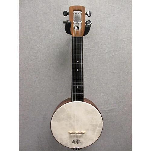 In Store Used Soprano Banjo Ukulele Natural Ukulele-thumbnail