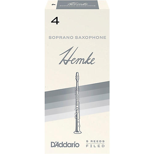 Frederick Hemke Soprano Saxophone Reeds Strength 3 Box of 5-thumbnail
