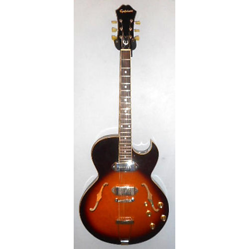 Epiphone Sorento Sunburst Hollow Body Electric Guitar