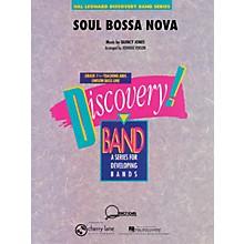 Cherry Lane Soul Bossa Nova Concert Band Level 1.5 Arranged by Johnnie Vinson