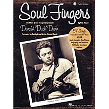 Hal Leonard Soul Fingers Bass Series Softcover Audio Online Written by Nick Rosaci