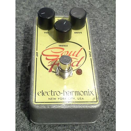 Electro-Harmonix Soul Food Overdrive Effect Pedal
