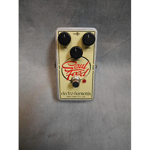 Electro-Harmonix Soul Food Overdrive Effect Pedal