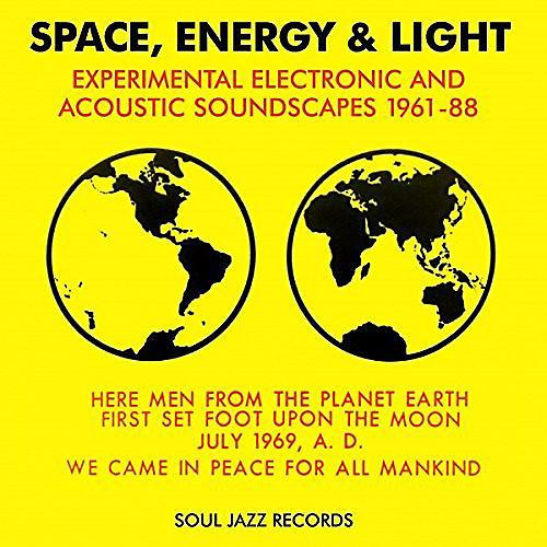 Alliance Soul Jazz Records Presents - Space Energy & Light