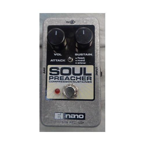 Electro-Harmonix Soul Preacher Nano Compressor / Sustainer-thumbnail