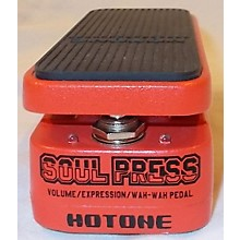 Hotone Effects Soul Press Pedal