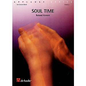 De Haske Music Soul Time Concert Band Composed by Roland Kernen by De Haske Music