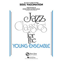 Cherry Lane Soul Vaccination Jazz Band Level 3 by Tower Of Power Arranged by Paul Murtha