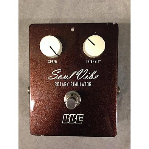 BBE Soul Vibe Rotary Speaker Emulation Effect Pedal