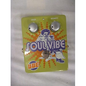 Pre-owned BBE Soul Vibe Rotary Speaker Simulator Effect Pedal