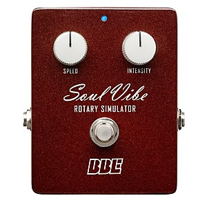 BBE Soul Vibe Rotary Speaker Simulator Guitar Effects Pedal by BBE