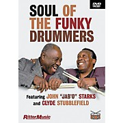 Hal Leonard Soul of the Funky Drummers (DVD)