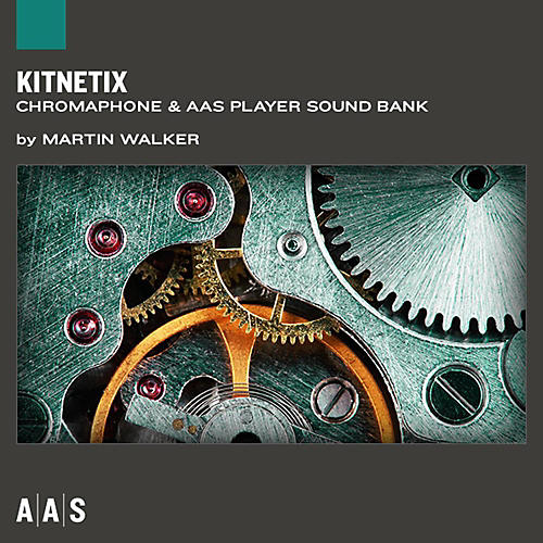 Applied Acoustics Systems Sound Bank Series Chromaphone 2 - KitNetix