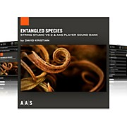 AAS Sound Bank Series String Studio VS-2 - Entangled Species