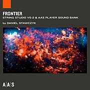 Applied Acoustics Systems Sound Bank Series String Studio VS-2 - Frontier
