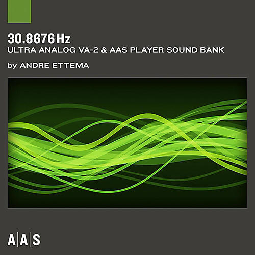 Applied Acoustics Systems Sound Bank Series Ultra Analog VA-2 - 30.8676 Hz Software Download-thumbnail