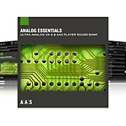 AAS Sound Bank Series Ultra Analog VA-2 - Analog Essentials