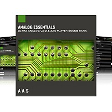 Applied Acoustics Systems Sound Bank Series Ultra Analog VA-2 - Analog Essentials