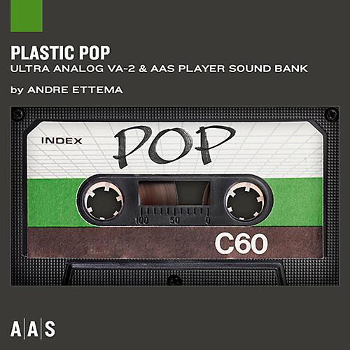 Applied Acoustics Systems Sound Bank Series Ultra Analog VA-2 - Plastic Pop