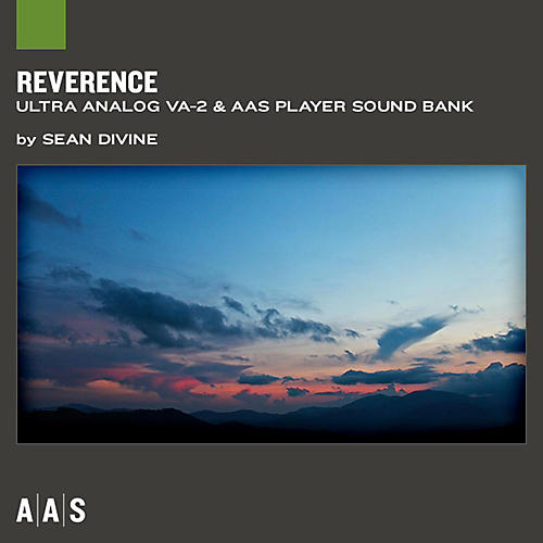 Applied Acoustics Systems Sound Bank Series Ultra Analog VA-2 - Reverence-thumbnail