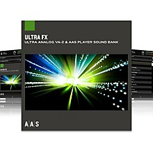 Applied Acoustics Systems Sound Bank Series Ultra Analog VA-2 - Ultra FX