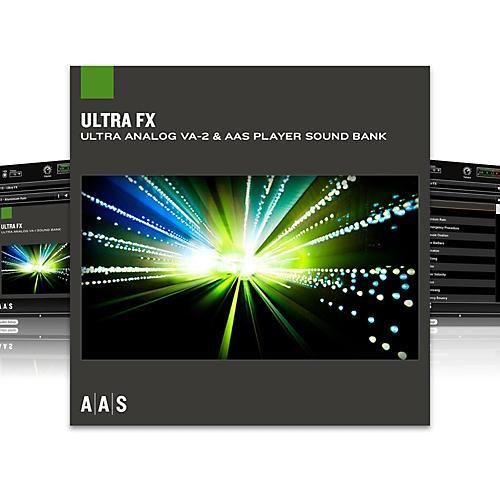 AAS Sound Bank Series Ultra Analog VA-2 - Ultra FX