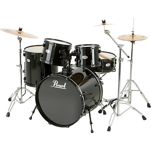 Pearl Sound Check 5-Piece Drum Set-thumbnail