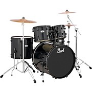 Sound Check 5-Piece Shell Pack Jet Black