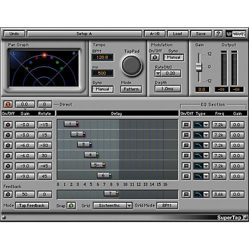Waves Sound Design Suite Bundle Native/TDM/SG Software Download