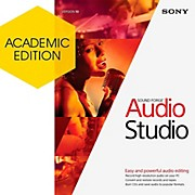 Sony Sound Forge Audio Studio 10 - Academic Software Download