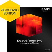 Sony Sound Forge Pro 11 - Academic Software Download