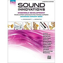 Alfred Sound Innovations Concert Band Ensemble Development Advanced Baritone Saxophone