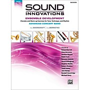Alfred Sound Innovations Concert Band Ensemble Development Advanced Bassoon