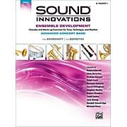 Alfred Sound Innovations Concert Band Ensemble Development Advanced Trumpet 1