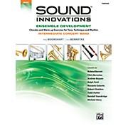 Alfred Sound Innovations String Orchestra Sound Development Cello Book