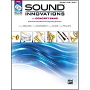 Alfred Sound Innovations for Concert Band Book 1 Conductor's Score CD/ DVD