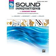 Alfred Sound Innovations for Concert Band, Book 1 Conductor's Score