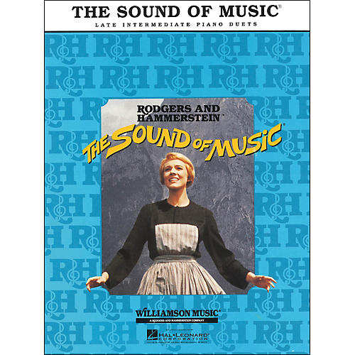 Hal Leonard Sound Of Music Piano Duets-thumbnail