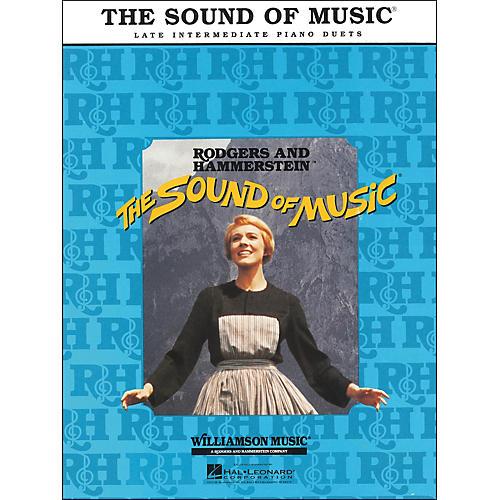 Hal Leonard Sound Of Music Piano Duets