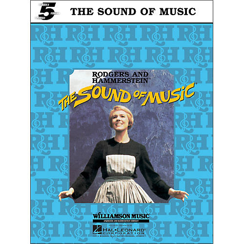 Hal Leonard Sound Of Music for Five Finger Piano-thumbnail