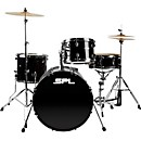 Sound Percussion Labs Unity 4-Piece Drum Set with Hardware (D4420BK)