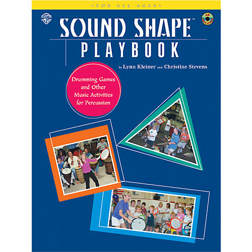 Alfred Sound Shape Playbook Book/CD-thumbnail
