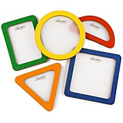 """Remo Sound Shapes Pack 1 (9""""-Diameter Shapes)"""