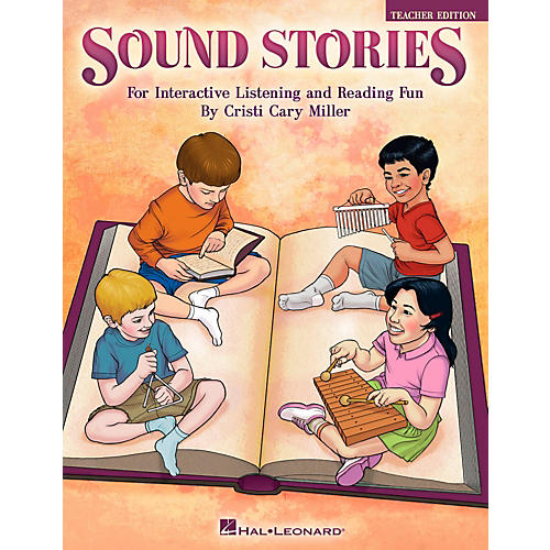 Hal Leonard Sound Stories - For Interactive Listening and Reading Fun Teacher's Edition-thumbnail