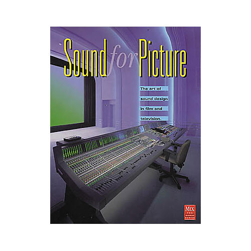 Mix Books Sound for Picture Revised Edition Book-thumbnail
