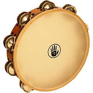 Black Swamp Percussion SoundArt Series 10 inch Tambourine Double Row with C... by Black Swamp Percussion