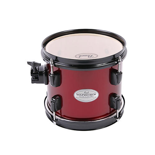 Pearl SoundCheck Add-On Tom Tom Pack with Holder & Adapter Red 8x7