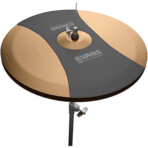 Evans SoundOff Hi-Hat Cymbal Mute-thumbnail